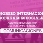 El congreso Comunica2 presenta su programa de comunicaciones científicas