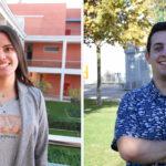 Jóvenes investigadores del Campus de Gandia, premiados por sus trabajos en acústica